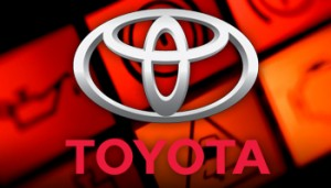 Ericksons Automotive warning light TOYOTA